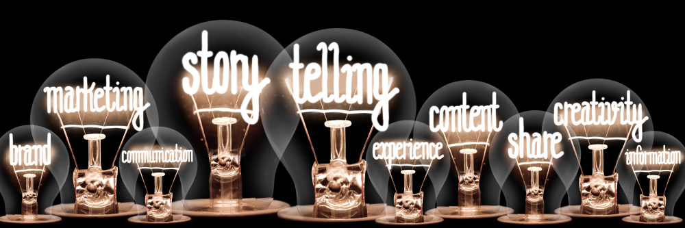Storytelling for Content Creation