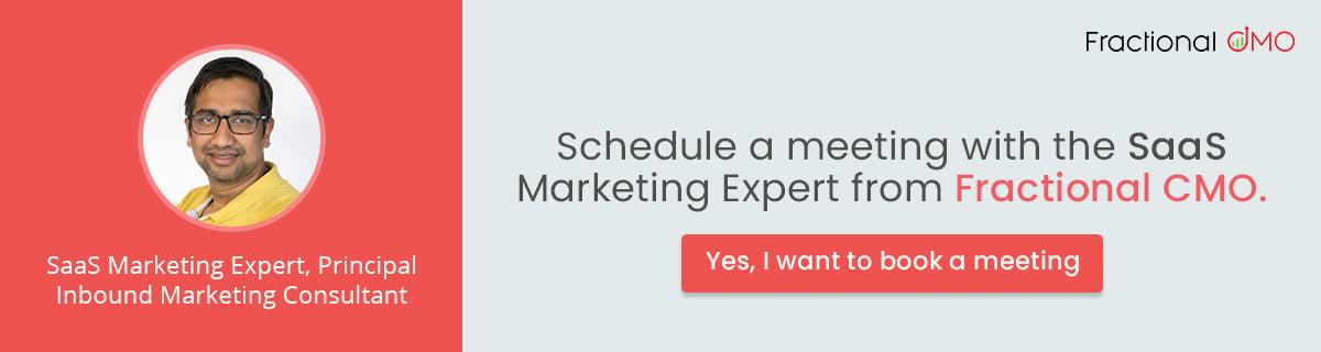 SaaS Marketing Expert - Fractional CMO