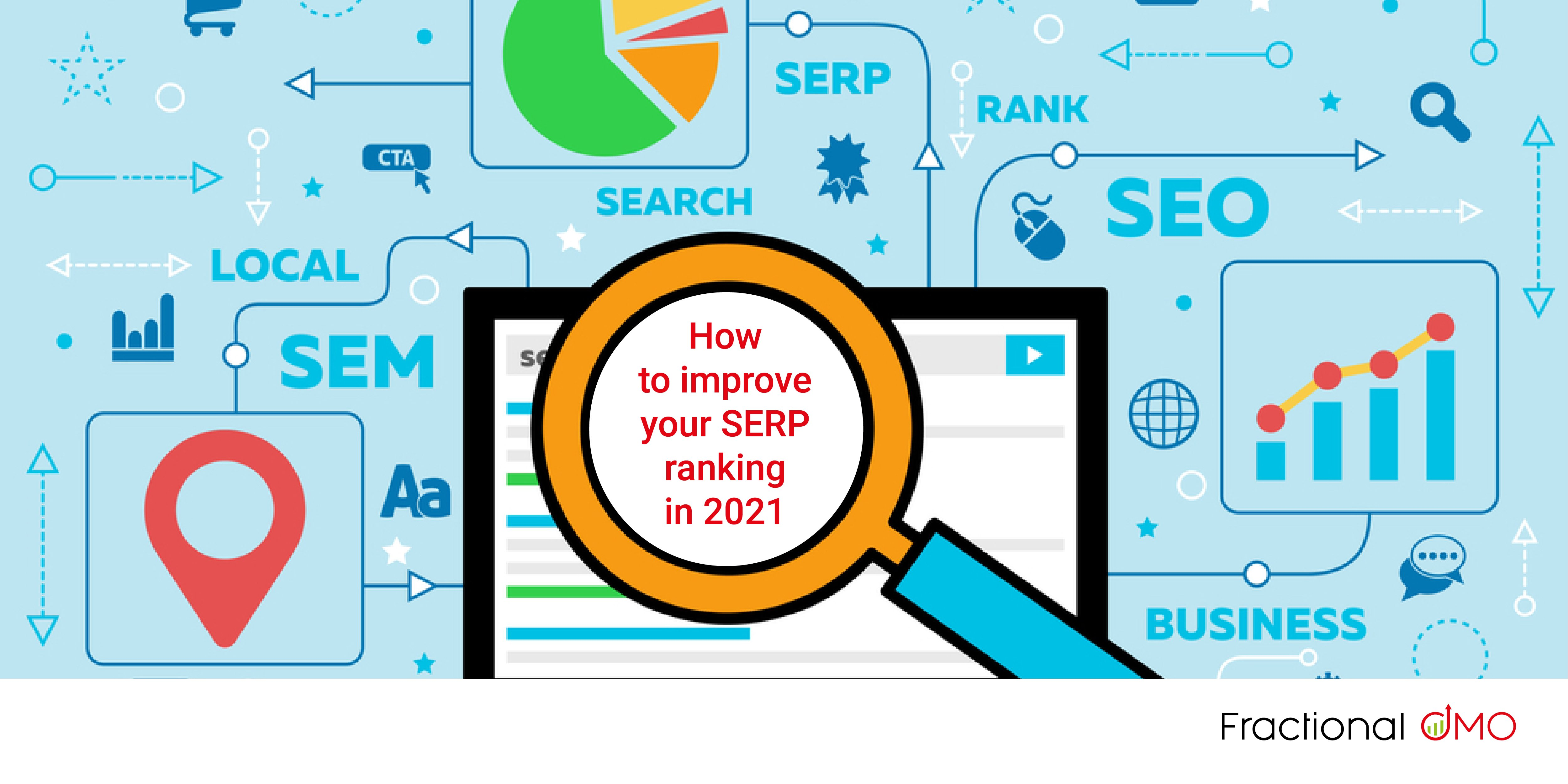How to improve your SERP ranking in 2021