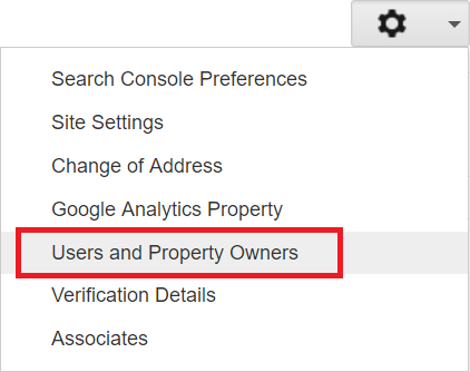 Adding users and property owners
